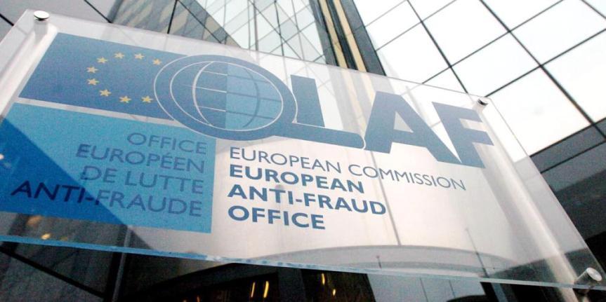 EU - ILLUSTRATION - OLAF - ANTI-FRAUD