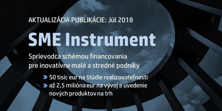 Aktualizované vydanie: Sprievodca schémou SMEInstrument