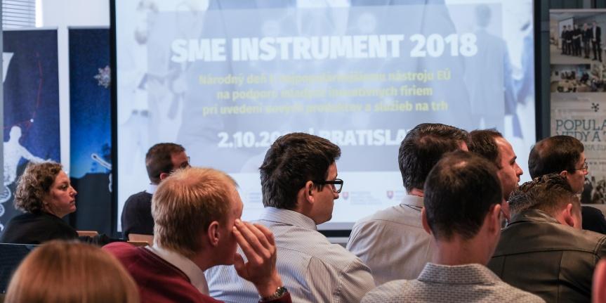 Nestihli ste Národný deň SME Instrument 2018? Pozrite si záznam a fotky zpodujatia