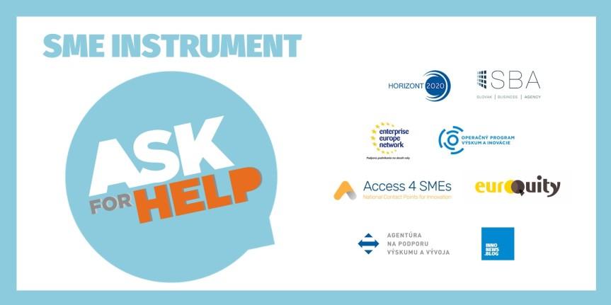 Prehľad podporných nástrojov a služieb pre SMEInstrument