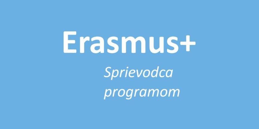 erasmus-sprievodca-programom