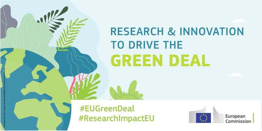 Európska komisia oficiálne otvorila najväčšiu tematickú výzvu v H2020 s názvom EU GreenDeal
