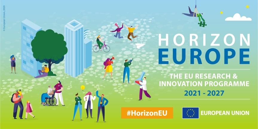 Program Horizont Európa oficiálne zverejnil pracovné programy pre všetky tematickéoblasti